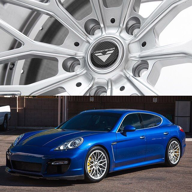 #Vorsteiner all day! Panamera Turbo completed with a set of V-201 wheels  @vorsteiner  Don't forget to check out our pre Black Friday sale going on now at VRit.co/saleweek   #vividracing #Porsche #Panamera #turbo #VRTuned #meisterschaft #gthaus #porschepanamera #porscheclub #carswithoutlimits #carporn #forgedwheels #vrlife