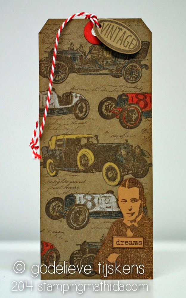 StampingMathilda: Tag - Vintage Cars