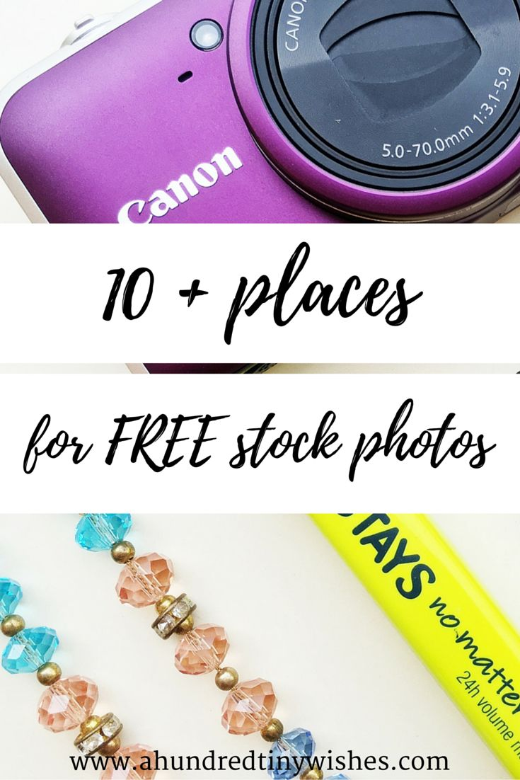 Need stock photos for your blog or social media? Here's 10 more places to get some FREE stock photos