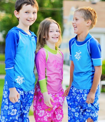 We currently have plenty of kids' swim items in stock with more coming in weekly!