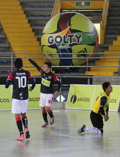 Como en la vida o en el futsal, siempre que hay posibilidades, se debe luchar hasta lo último. #DeportivoSaeta lo sabe. #FútbolRevolucionado