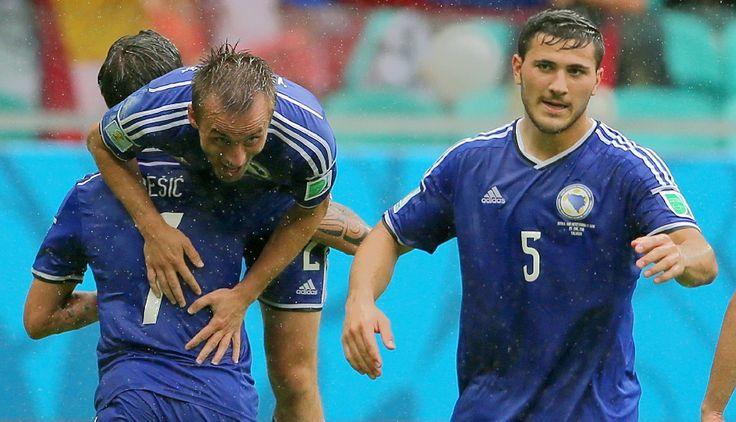 Copa del Mundo 2014: Bosnia se impuso 3-1 ante Irán