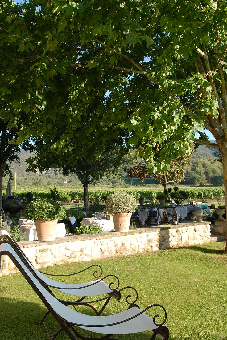 Bastide in Provence : Exteriors - Bastide de Marie : luxury property with hotel services in Provence (France)