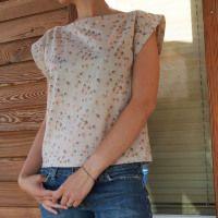 Top 7A Burda Couture Facile   Un Grain de Cel