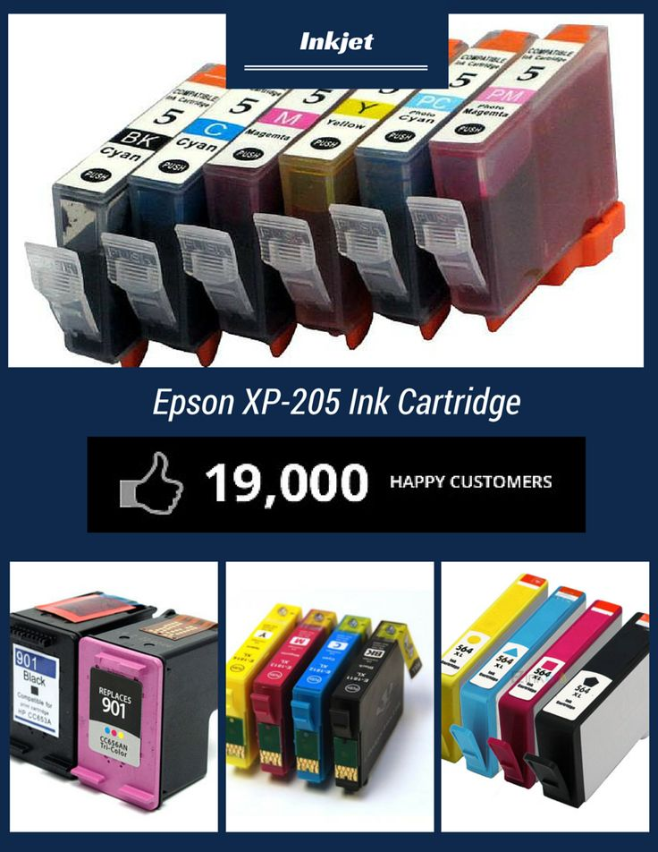 If you're looking for cheap #EpsonXP205InkCartridge but also want high quality look no further. We have some of the cheapest printer #inkcartridges in the UK. Epson ink cartridges are easy to use. They are purchased in packaging that protects the cartridge and are numbered depending on color and the model they are designed for. Our low priced original printer cartridges are 100% genuine.