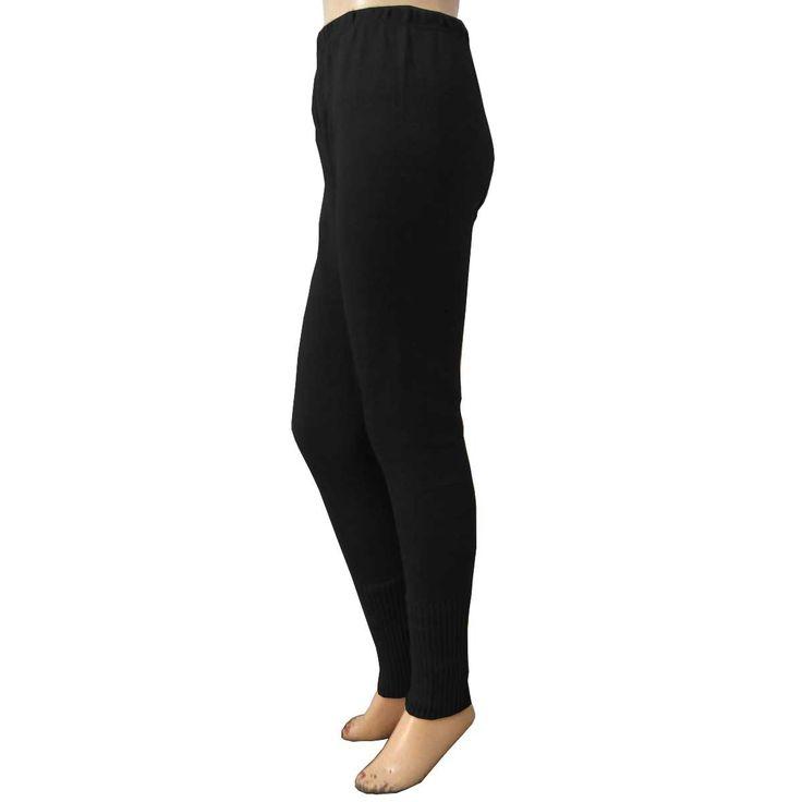 Black Woolen Legging Online http://www.andaazfashion.co.uk/womens/legging-s-salwar