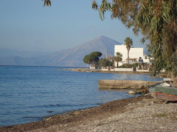 Monodentri beach - Patras
