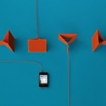 FYLM, a foldable speaker that goes were you go