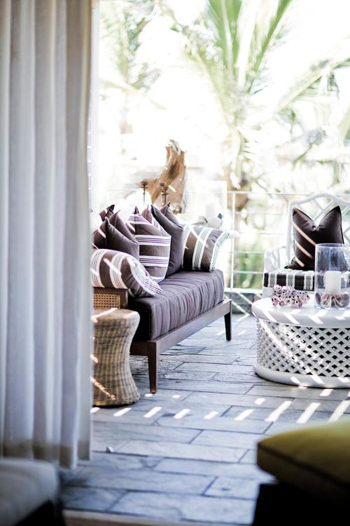 Porch Relaxing