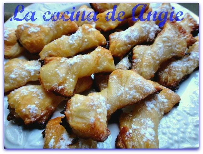 La cocina de Angie: LACITOS DE HOJALDRE