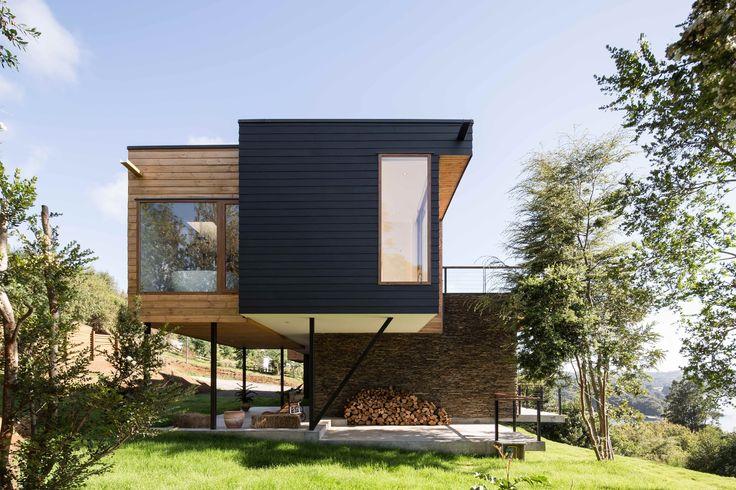 Imagen 1 de 32 de la galería de Casa Wulf / Pe+Br+Re arquitectos. Fotografía de Nico Saieh