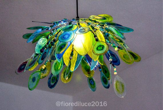 Chandelier Peacock / Free Shipping
