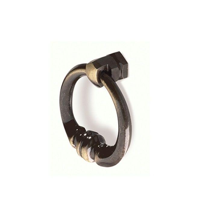 Ring Laula: 40 mm antiek brons