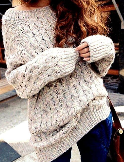 Oversized sweaters >>>
