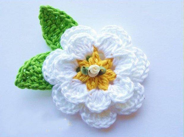el işi çiçek motifleri