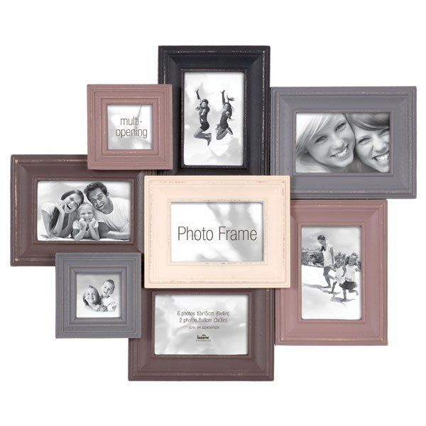 Madeira VI Multi Photo Frame | child\'s room | Pinterest | Multi ...