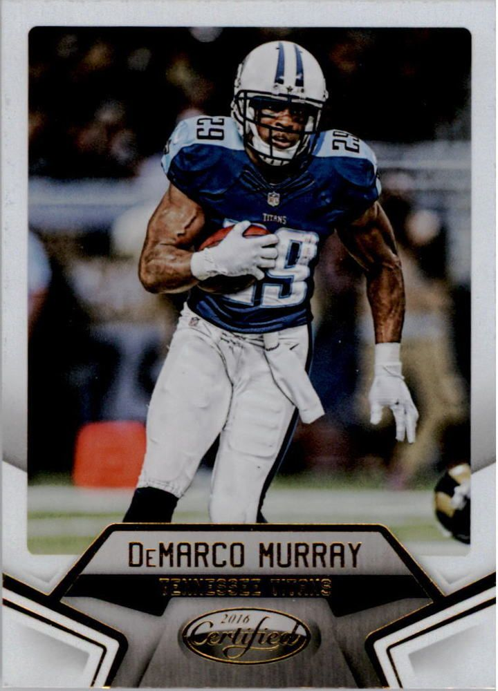 8fa2c3c88863d 2016 Certified  29 DeMarco Murray Team  Tennessee Titans  1.25