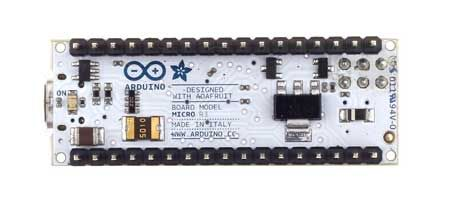 Arduino Micro - Microcontroller Arduino Boards Arduino - boxtec onlineshop