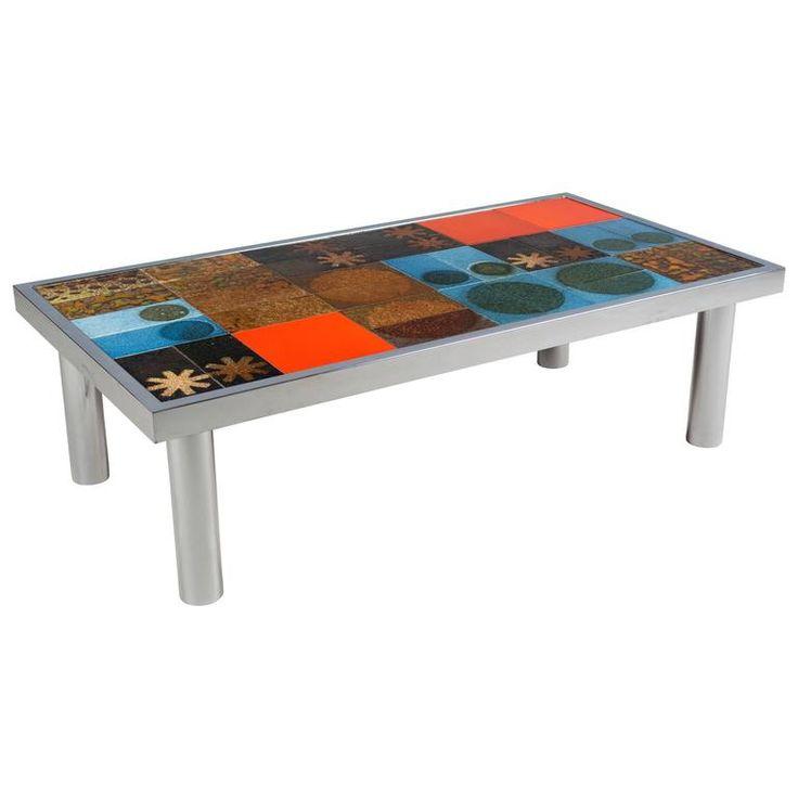 Kitchen Table Top Tiles: 25+ Unique Tile Top Tables Ideas On Pinterest