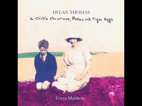▶ Cerys Matthews: The Reverend Eli Jenkins' Prayer (A Child's Christmas, Poems and Tiger Eggs) - YouTube