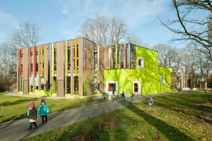 Susanne hofmann architects bda lichtenbergweg for Schule design