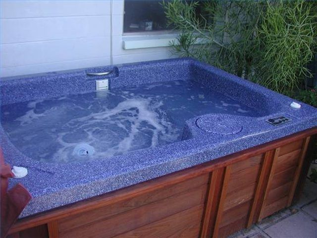 Organic Alternatives To Chemicals For Hot Tubs Hot Tub Deck Chemical Free Hot Tub Tub