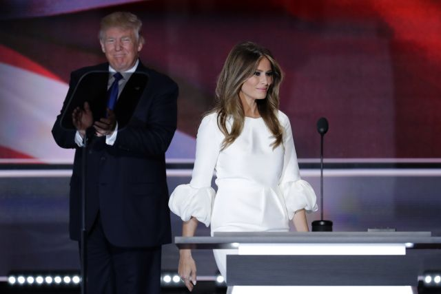 Sophie Theallet Vows Not to Dress Melania Trump Asks Other Designers to Do the Same