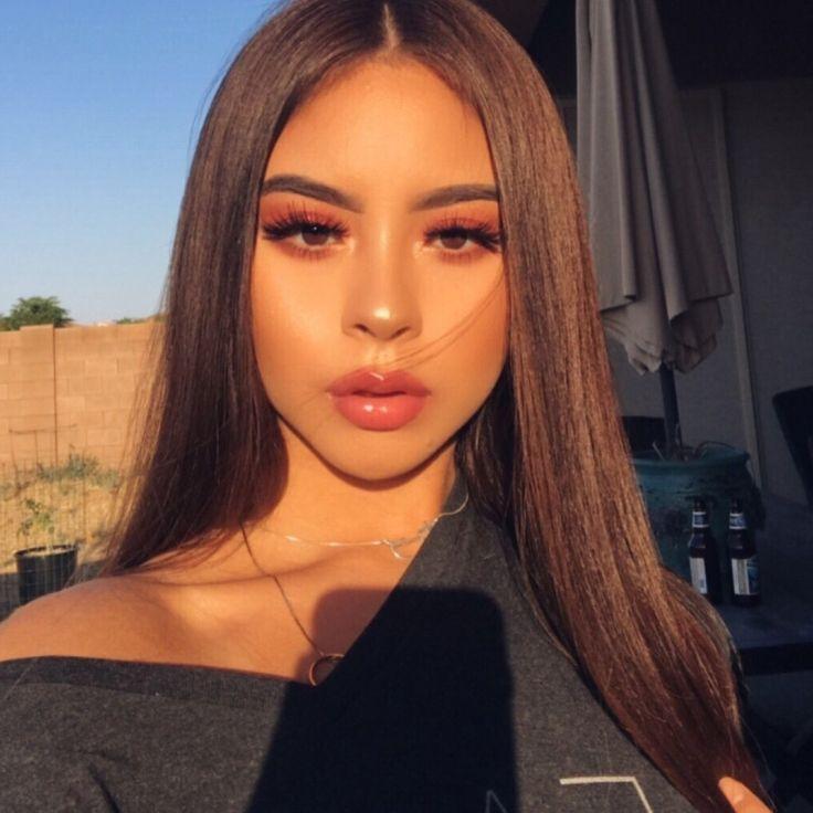 Idée Maquillage 2018 2019 : pinterest: @ nandeezy