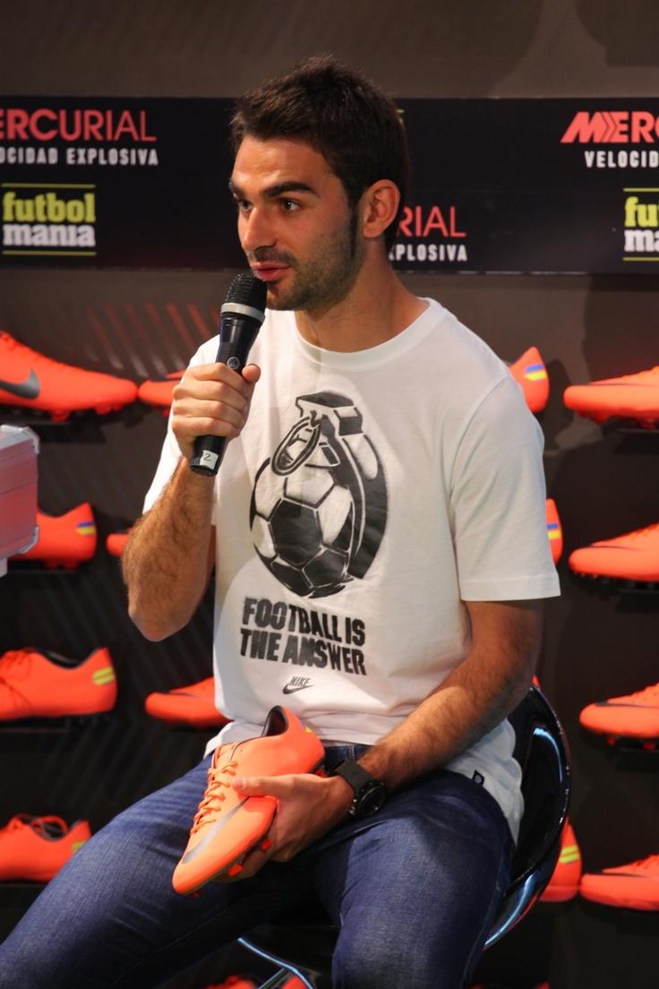 04022012 · Presentación nuevas Nike Mercurial.
