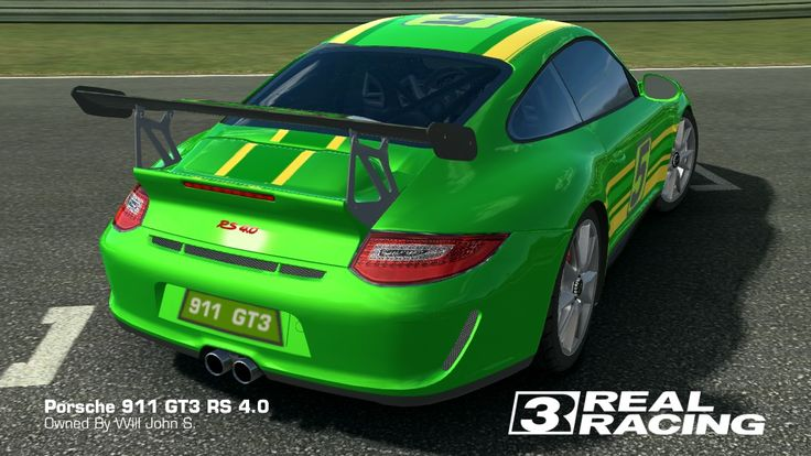 One more! #MyModificartion #Porsche911GT3RS40 #RealRacing3 #RealRacingEA #ElectronicArt #NeedForSpeed #bestracegame #menstoys #iOS
