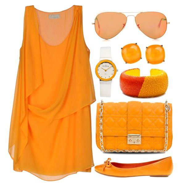 оранжевые украшения - Поиск в Google