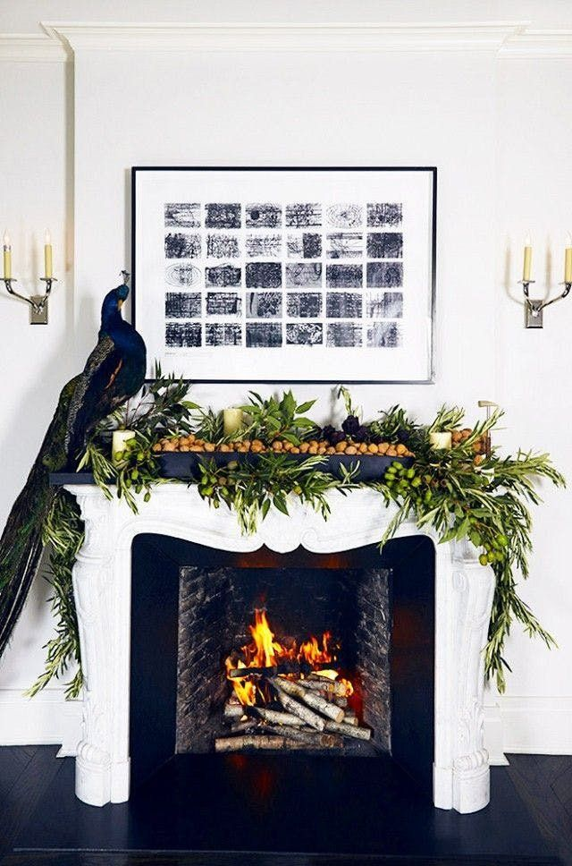 The Totally Dreamy & Magical Look that Evokes Pure Christmas | Inspired by the idea of a traditional European Christmas, we've rounded up a few ideas for getting the look in your own home.