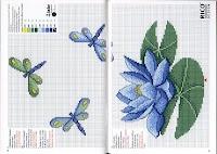 Cross Stitch: Dragonfly
