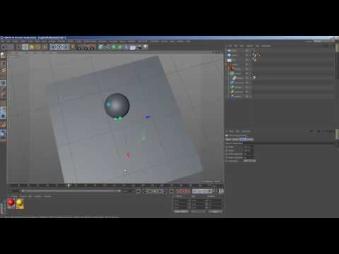 Xparticles static dynamic file C4D