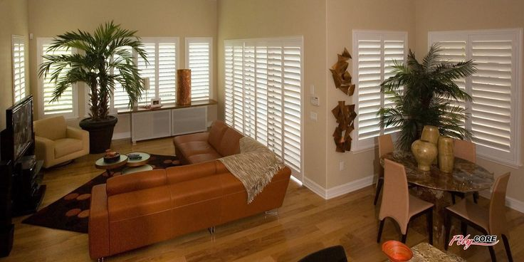"""2 ½"""", 3 ½"""", & 4 ½"""" Plantation Shutters, INCREASE HOME VALUE BY INSTALLING SHUTTERS  – WISE INVESTMENT"""