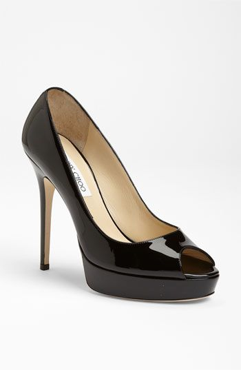 Perfect. Simple. Love these! Jimmy Choo 'Crown' Pump available at Nordstrom