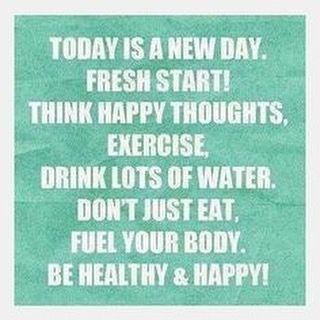 Healthy.