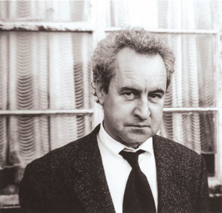 John Banville, Irish, cuddly, endearingly grumpy, won the Booker, wrote the Infinities which made me laugh, wrote The Book of Evidence which defeats me - I've started it 3 times but never finished, is wryly funny at his 'author talks', is intimidatingly well read and intelligent and deservingly self-centred. Very entertaining man. On my dinner party list :)