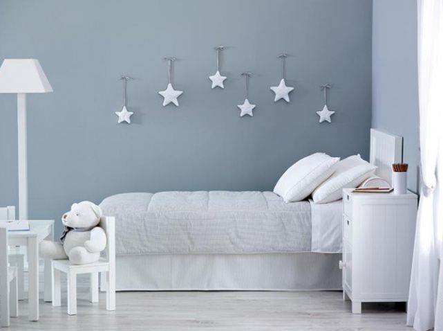 I like the stars and the entire muted style