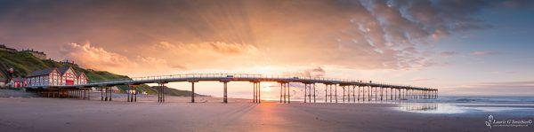 Saltburn Pier Panoramic