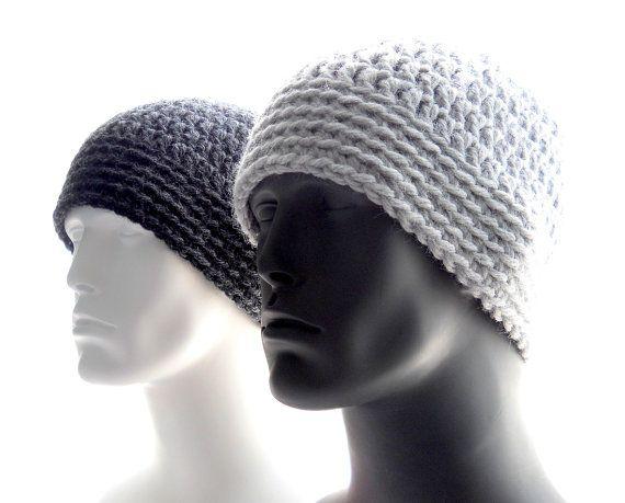 14 mejores imágenes de Crochet Hat Patterns for Men en Pinterest ...