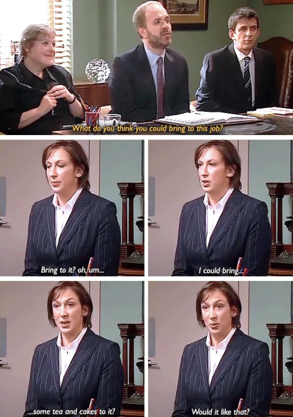 Always know your strengths. | 18 Times Miranda Hart Spoke The Absolute Truth