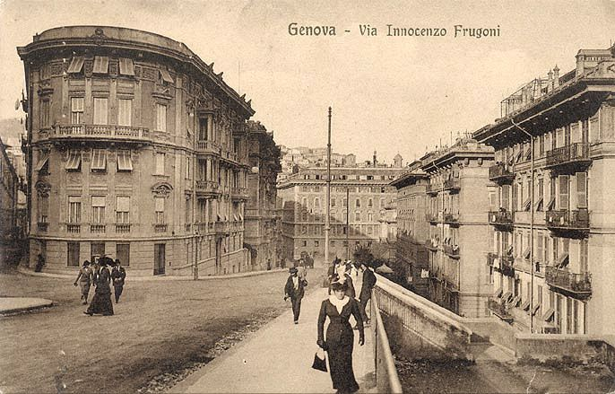 Centinaia di foto storiche, cartoline antiche e ricordi da ogni parte della Liguria per ricordare come eravamo