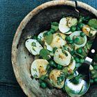 Een heerlijk recept: Gordon Ramsay: aardappelsalade met mosterddressing