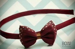 Vinchas bow on Flickr.Bows Headbands, Vinchas Bows, For, Accessories