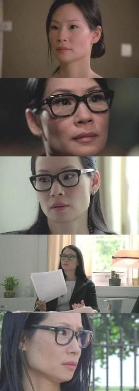 Lucy Liu in scenes from her movie, 'Detachment'. (2012)