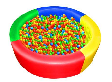 Playmed - Piscina de pelotas - Diferentes medidas