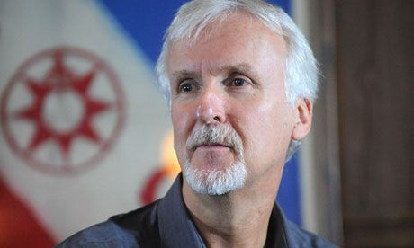 James Cameron has donated his Deepsea Challenger minisub for scientific research