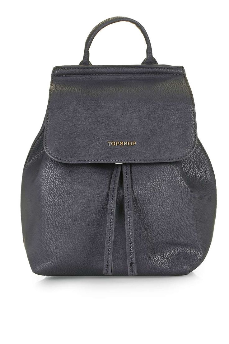 Mini Structured Backpack - Topshop