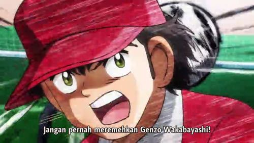 Download Film Captain Tsubasa 2018 Episode 12 Subtitle